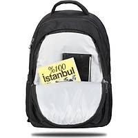 Classone BP-L200 15,6 inç Notebook Sýrt Çantasý-Siyah