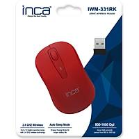 Inca IWM-331RK Silent Sessiz Tuþ ve Týklamalý Kablosuz Mouse