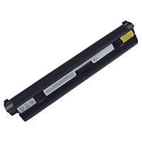 RETRO Lenovo IdeaPad S9, S10, S12 Notebook Bataryasý - Siyah - 6 Cell