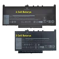 RETRO Dell Latitude E7270, E7470, J60J5 Notebook Bataryasý