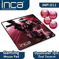 Inca IMP-011 280*330 Oyuncu Gaming Kauçuk Mouse Pad