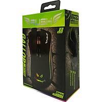 Rush Gallop RM44 12800 DPI RGB Makrolu Pro Gaming Oyuncu Mouse