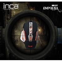 Inca IMG-317 Empousa Metal Base 8D Removable Weight Softwear Oyuncu Mouse