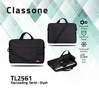 Classone TL2561 15,6 Laptop Notebook Çantasý+Kablosuz Mouse