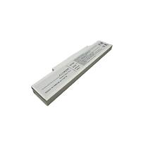 RETRO Samsung R522, R580, NP300E5A Notebook Bataryasý - Beyaz