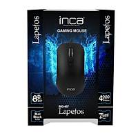 Inca IMG-407 Lapetos 4000Dpi, 8 Buton, RGB Makrolu Gaming Mouse