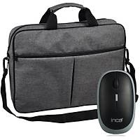 Classone BND304 Notebook Çantasý + Kablosuz Mouse (Hediye)