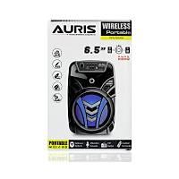 Auris ARS-K23 Karaoke Mikrofonlu Bluetooth Kablosuz Hoparlör Siyah
