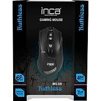 Inca IMG-329 Ruthless 4800 Dpi 6D 7 Led Softwear Oyuncu Mouse