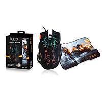 Inca Img-369 6D Gaming Oyuncu Mouse + Mouse Pad