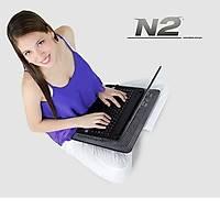 Ýdock N2 Mavi Led 15.6 inch 3 Fanlý Çift Usb Notebook Laptop Soðutucu