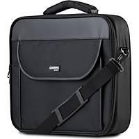 Classone G16001L 15.6 inç Kasnaklý Notebook Çantasý+Kablosuz Mouse