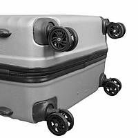 BvLX Cube ABS Dayanýklý Gövde 3'lü Valiz Seti