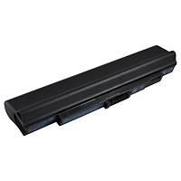 RETRO Acer Aspire One 531, 531h, 751, 751h Notebook Bataryasý - Siyah - 6 Cell