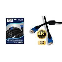 Inca IMHD-150T 15 Metre 4K 1,4 V 3 D Altýn Uçlu HDMI Kablo