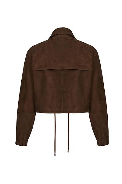 Abby Yaka Detaylý Ceket