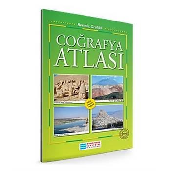 Coðrafya Atlasý Resimli,Grafikli