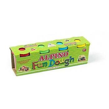 Alpino Oyun Hamuru  4 Lü 520 Gr
