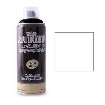 Artdeco Sprey Boya Beyaz 60 400 ml