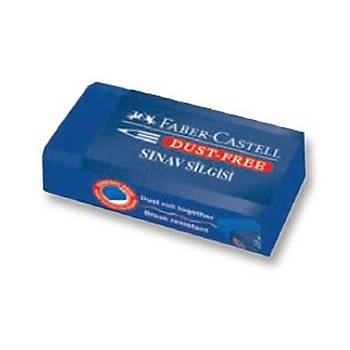 Faber Castell Mavi Sýnav Silgisi 5130187170