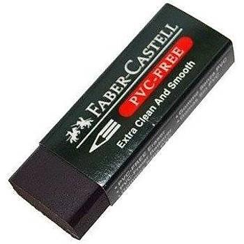 Faber Castell Pvc-Free Siyah Silgi 5130188920