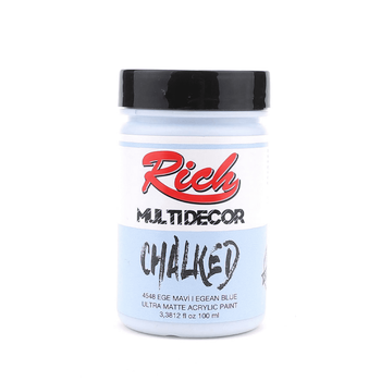 Rich Multi Decor Chalked 4548 Ege Mavi 100 Ml