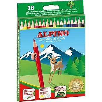 Alpino 18'li Kuru Boya