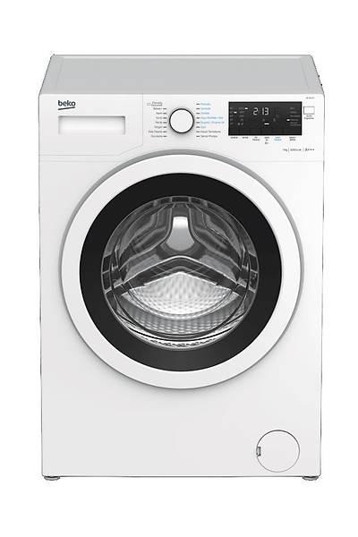 Beko BK 9101 EY A+++ 1000 Devir 9 KG Çamaþýr Makinesi Beyaz