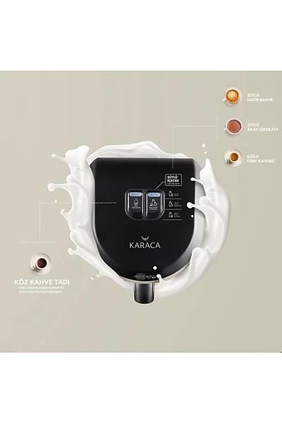 Karaca Hatýr Hüps Sütlü Türk Kahve Makinesi - Krem