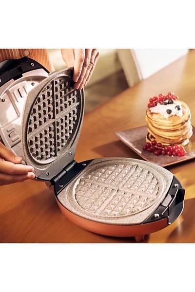 Karaca Funday Silver Waffle Makinesi