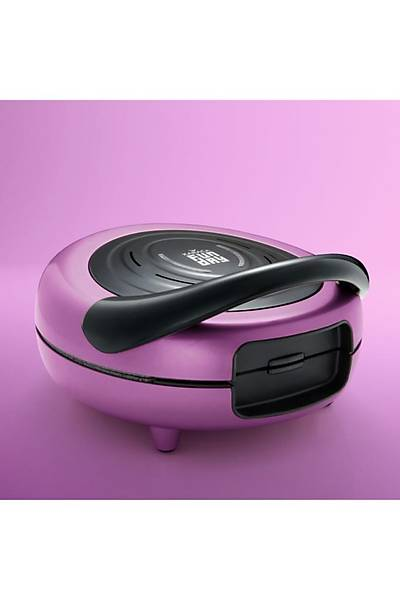 Karaca Funday Glossy Violet Waffle Makinesi