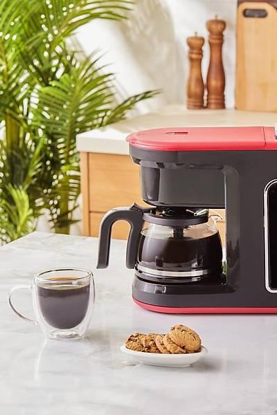 Karaca Hatýr Plus Mod 5 In 1 Çay Ve Kahve Makinesi Kýrmýzý