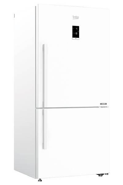 Beko 974561 EB A++ 560 lt Çift Kapýlý No-Frost Buzdolabý Beyaz