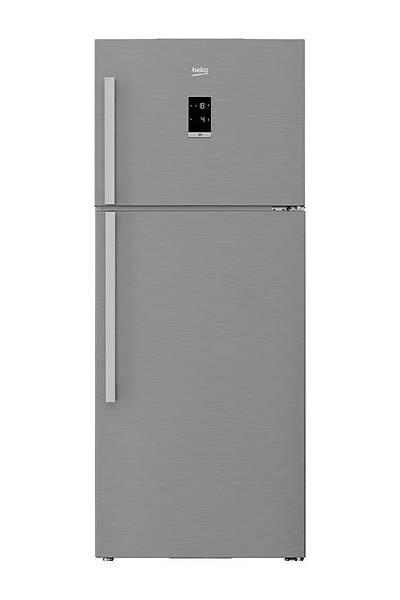 Beko 974561 EI A++ 560 lt Çift Kapýlý No-Frost Buzdolabý Gri