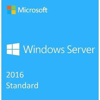 Windows Server 2016 Standart BÝREYSEL -KURUMSAL Dijital Lisans