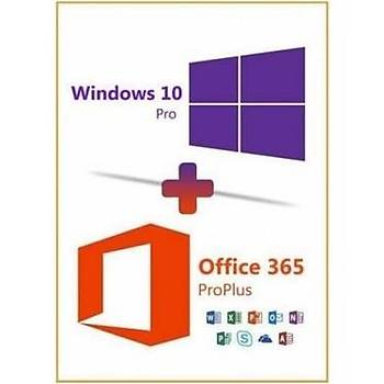 Windows 10 Pro & Office 365 Pro Plus Dijital LÝSANS