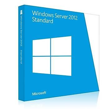 Windows Server 2012 Standart BÝREYSEL KURUMSAL LÝSANS
