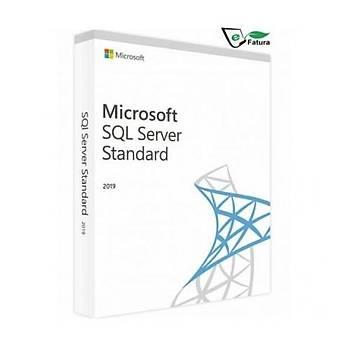 Orijinal Microsoft Windows SQL Server 2019 Standard Dijital Lisans BÝREYSEL KURUMSAL