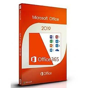 Office 2019 365 Pro Plus Hesap Lisansý