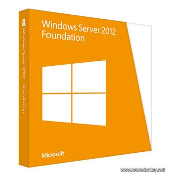 Microsoft Windows Server 2012 Foundation BÝREYSEL KURUMSAL DÝJÝTAL LÝSANS