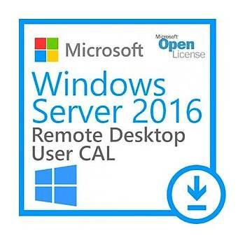 Windows Server 2016 Remote Desktop Services device 50 Dijital Lisans