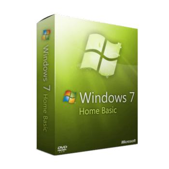 Windows 7 Home Basic Dijital Lisans 32&64 Bit Key bireysel kurumsal