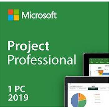 Project 2019 Oem Lisans Anahtarý 32&64 Bit key