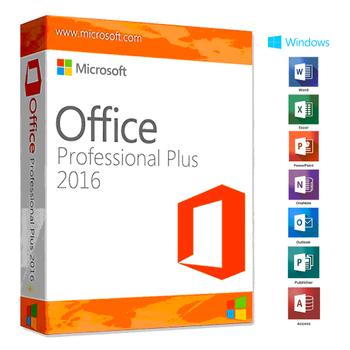 Office 2016 Pro Plus Retail FPP Kurumsal Dijital Lisans