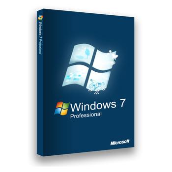 Windows 7 Pro Oem Lisans Anahtarý 32&64 Bit Key