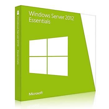 Windows Server 2012 Essentials BÝREYSEL KURUMSAL