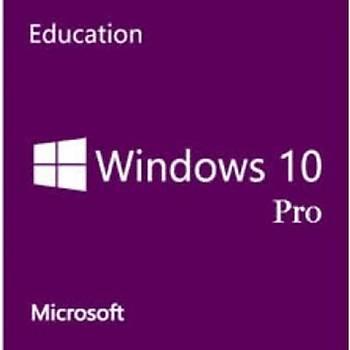 Windows 10  PRO Education 32 Bit & 64 Bit Dijital Ýndirilebilir BÝREYSEL KURUMSAL