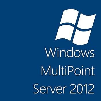 Windows MultiPoint Server 2012 BÝREYSEL KURUMSAL