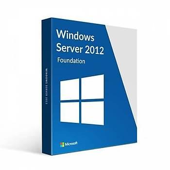 Microsoft Windows Server 2012 R2 Foundation BÝREYSEL KURUMSAL