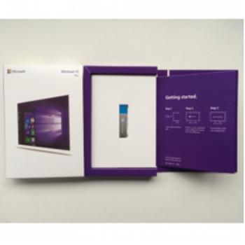 MS WINDOWS 10 PRO 32/64BIT TURKCE USB - KUTU (FQC-10179)